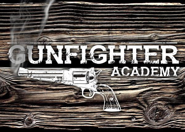 Gunfighter Academy font by Chris Vile
