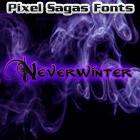 Neverwinter font by Pixel Sagas