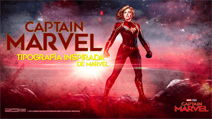 Captainmarvel Font By Fontstudio Lab Fontspace