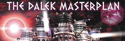 Dalek font by K-Type