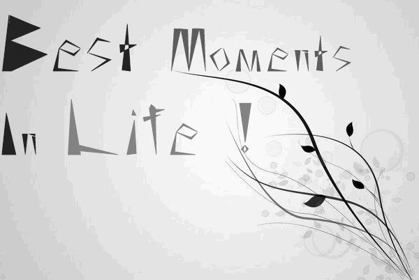 Sharpness font by Nouman