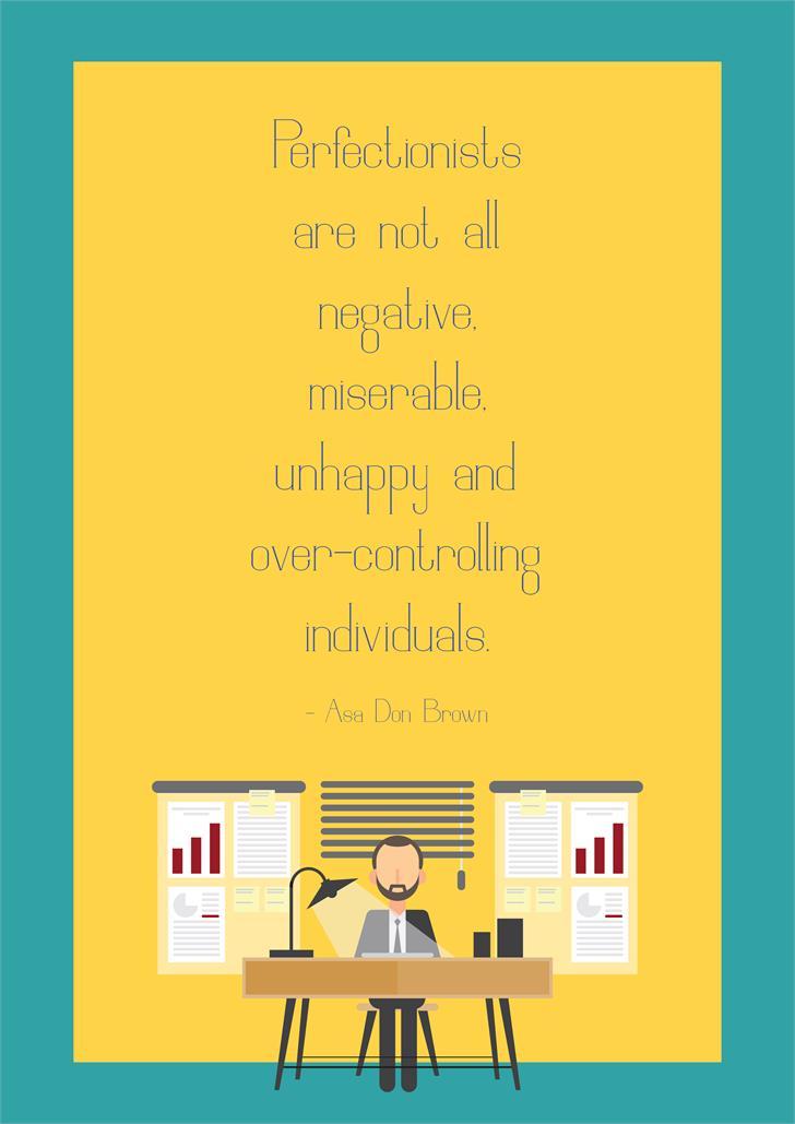 PARINOCK font by Marsha Haryanto