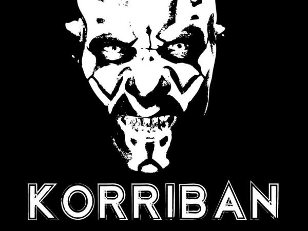 Korriban font by Chris Vile