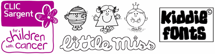 Little Miss font by KiddieFonts