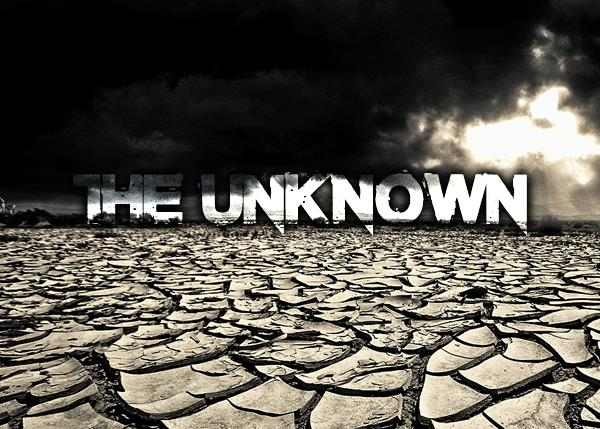 The Unknown font by Font Monger