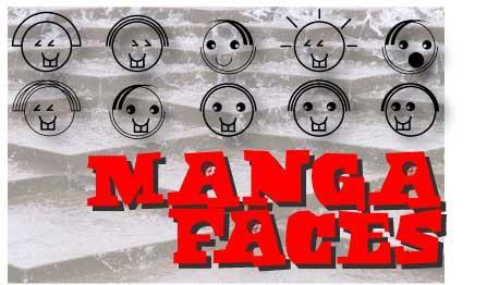 MangaAxt font by Manfred Klein