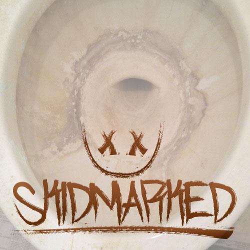 Skidmarked font by Chris Vile