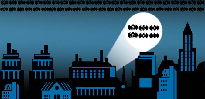 Bat Ben font by Fontomen