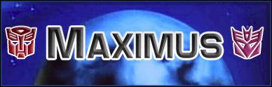 Maximus font by Pixel Sagas