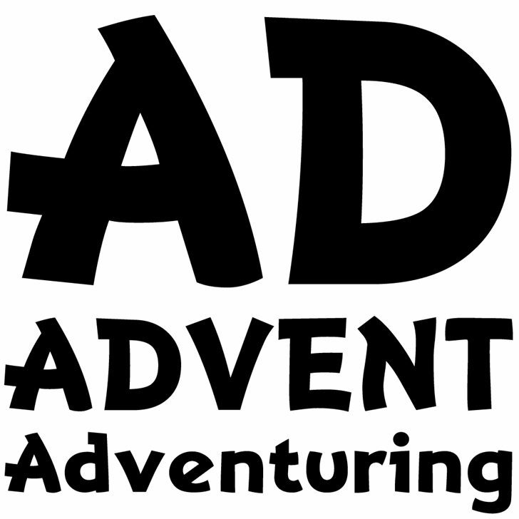 Adventuring font by K-Type