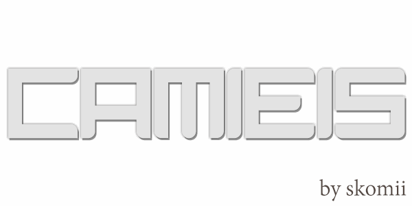Camieis font by Paulo R