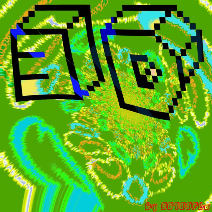 3D Thirteen Pixel Fonts font by 30100flo