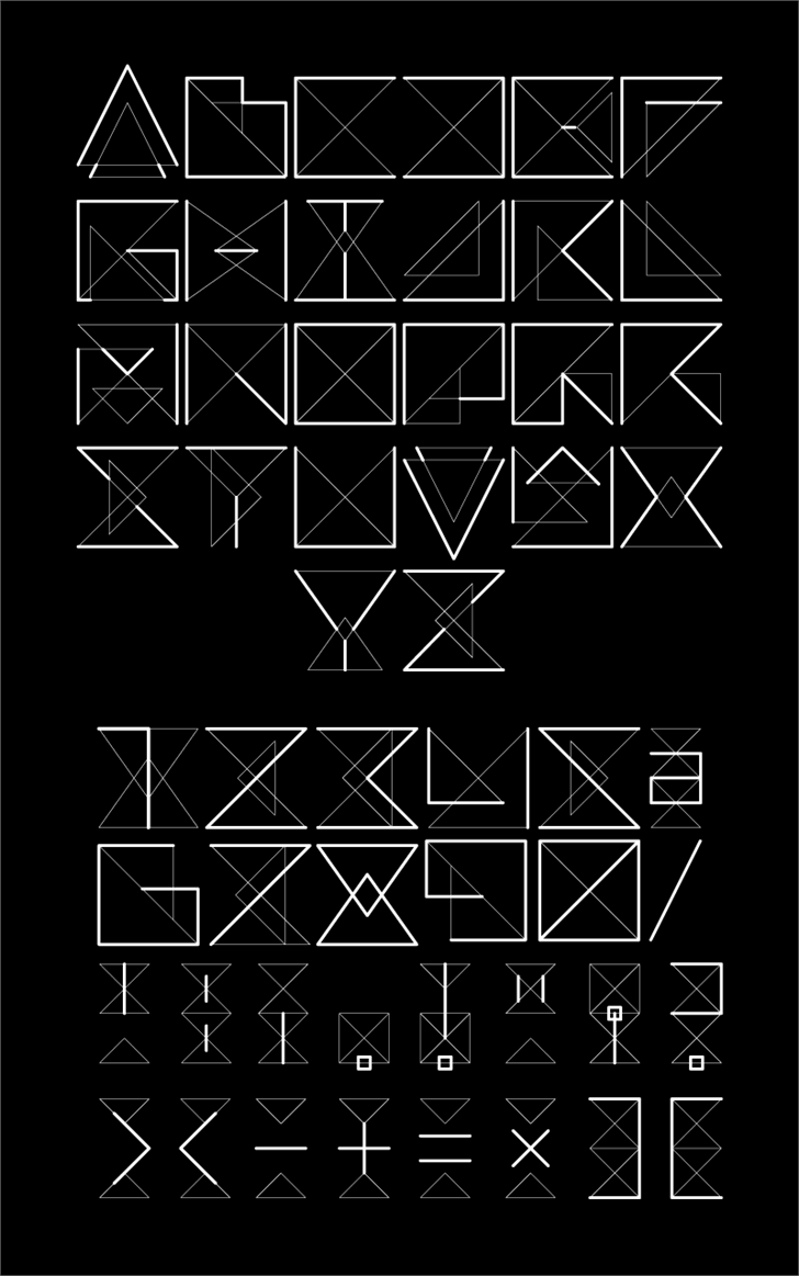 REMARK font by GR8LIFE