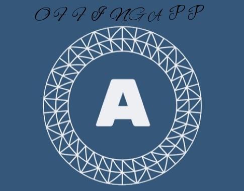 Offingapp font by Offingapp