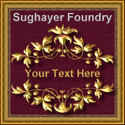 Vintage Elements_019 font by Sughayer Foundry