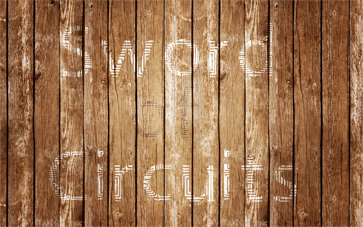 Sword_of_Circuits font by Nouman