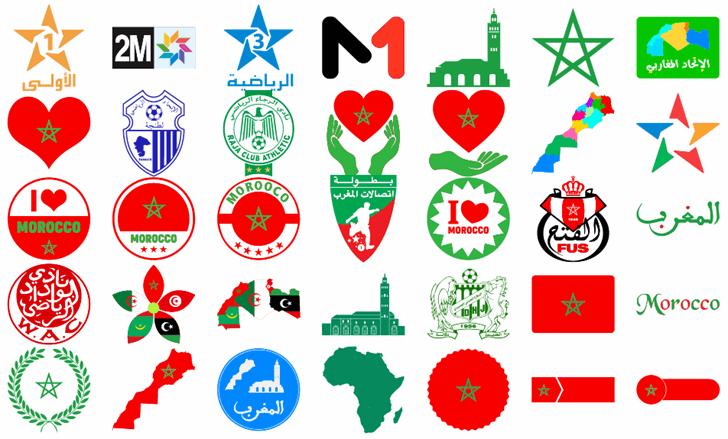 Font Morocco Color font by elharrak