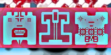 AFT1 Heterodoxa font by Abneurone Fluid Types