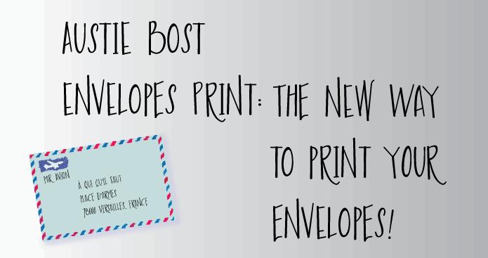 Austie Bost Envelopes Print font by Austie Bost Fonts