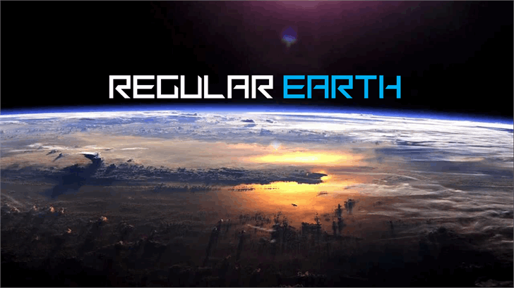 Regular Earth font by TFonts1