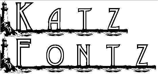 KG GAYLES LH font by Katz Fontz