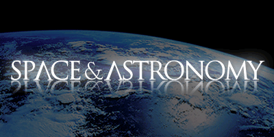 Space and Astronomy font by J0hnnnie