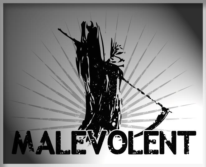Malevolentz font by Chris Vile