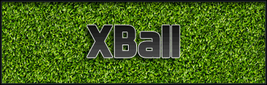 XBall font by Pixel Sagas