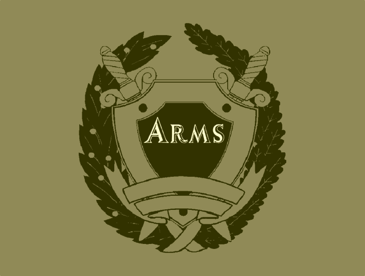 Arms font by Intellecta Design
