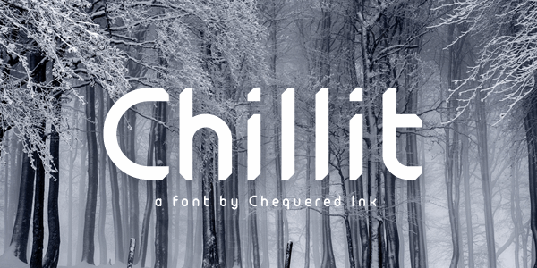 Chillit font by Chequered Ink
