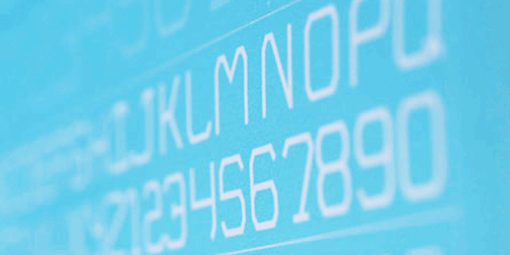 Cisco font by tomtor