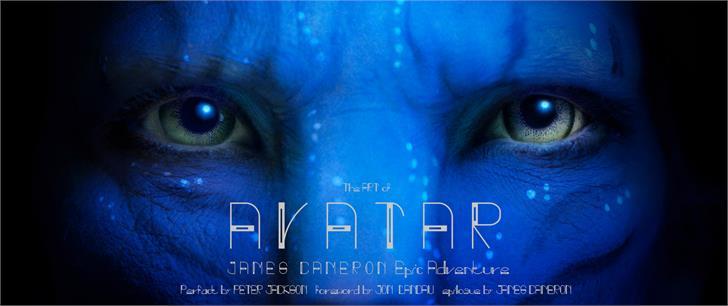 fiction font by Iqrashahzadi