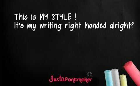 mystyle font by AshleyEden