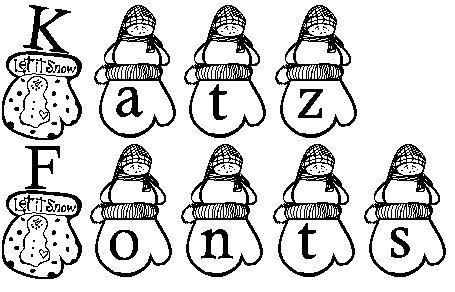KG LIS font by Katz Fontz