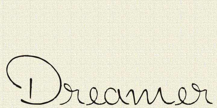 Dreamer font by Intellecta Design