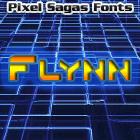 Flynn font by Pixel Sagas
