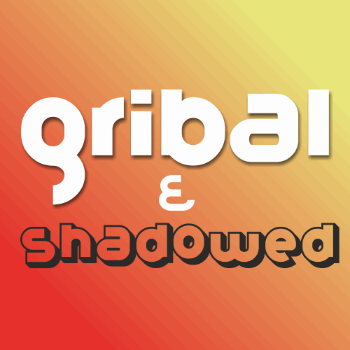 Gribal Demo font by studiotypo