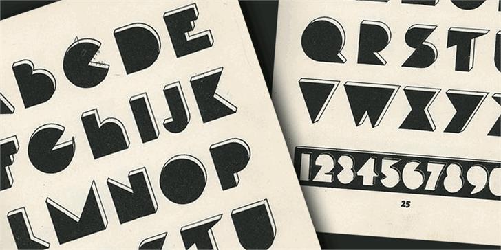 Hunt font by Vladimir Nikolic