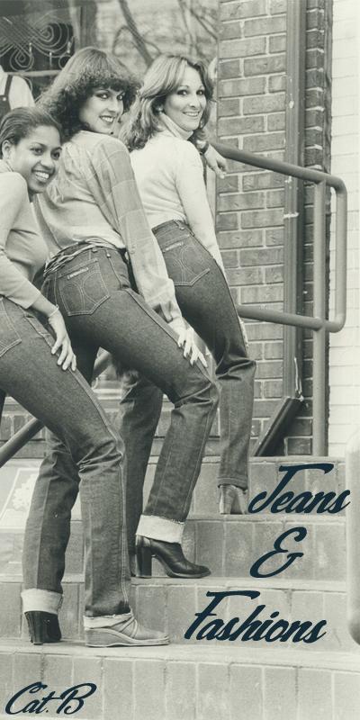 Jeans & Fashions font by Foundmyfont Studio Typeface LTD