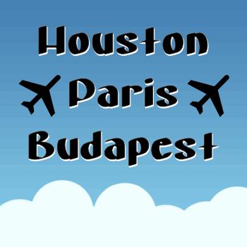 Mf Houston Paris Budapest font by Misti's Fonts