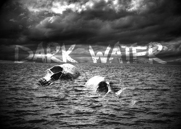 Dark Waters font by Font Monger