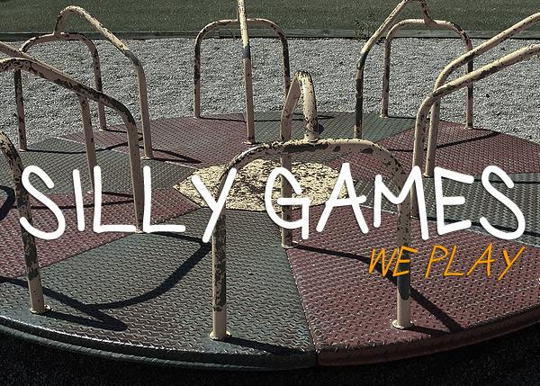 Silly Games font by Font Monger