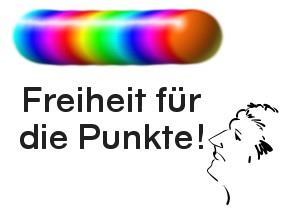 SchulVokalDotless font by Manfred Klein
