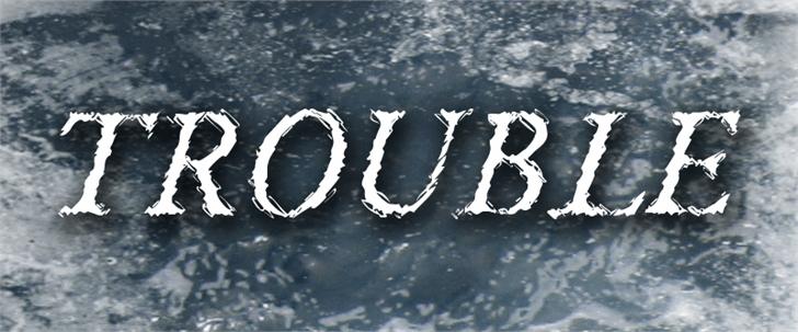 Parkinson font by CloutierFontes