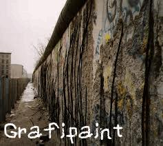 Grafipaint font by Extram Studios