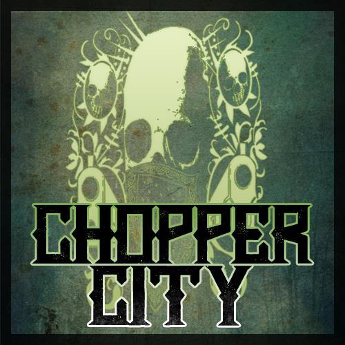 Chopper City font by Chris Vile