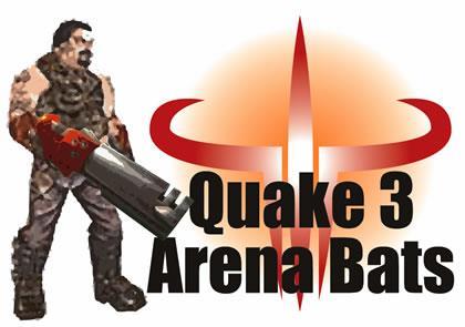 Quake3ArenaBats font by Gaut Fonts