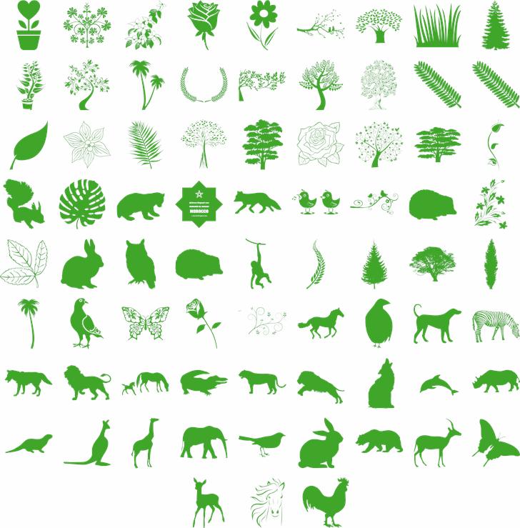 Nature Pro font by elharrak
