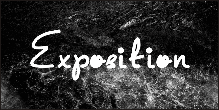 Exposition font by Intellecta Design
