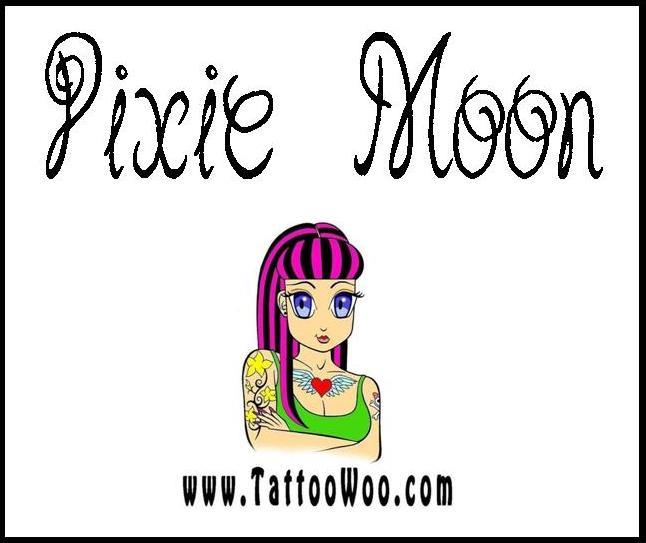 Pixie Moon font by Jonathan S. Harris